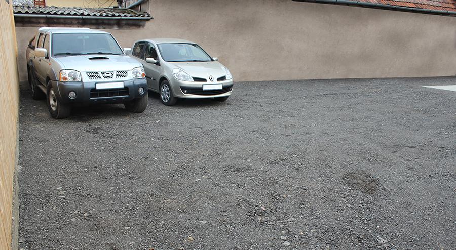 Parcare privata Cluj
